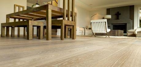 Hakwood flooring - European oak - True - Retired - Premier 1-bis - Private Residence Canada - Residential project