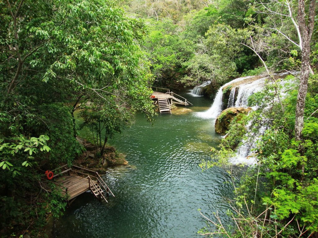 Bonito, Estância de Mimosa. Foto: Site Vida de Turista