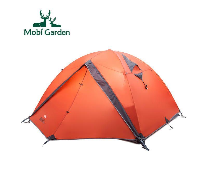 Wholesale China Mobi Garden Camping Tent Windproof Waterproof Aluminium Pole Tent