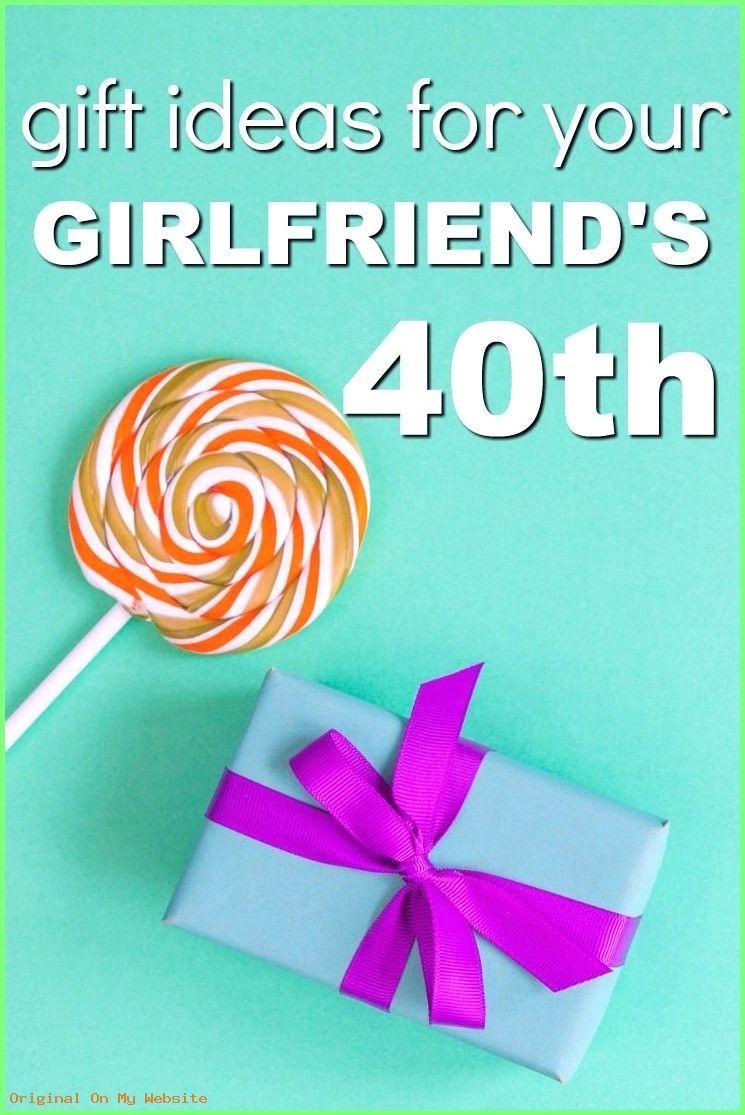 Idee de Cadeau 2019 - Gift ideas for your girlfriend's 40th birthday | Milestone Birthday... #40thbirthdayideasforwomen Idee de Cadeau 2019 - Gift ideas for your girlfriend's 40th birthday | Milestone Birthday Ideas | ...  #EmballagescadeauIdéespournoëlélégant #geschenkideenzum18 #giftideasforbestfriendchristmas #giftideasforwomenturning50 #giftideasforwomen'sretreat #IdeesCadeauaacheter #idéesdemballagecadeaupouranniversaireshommesmaman #idéesdemballagecadeaupourlesanniversaireshommes #40thbirthdayideasforwomen
