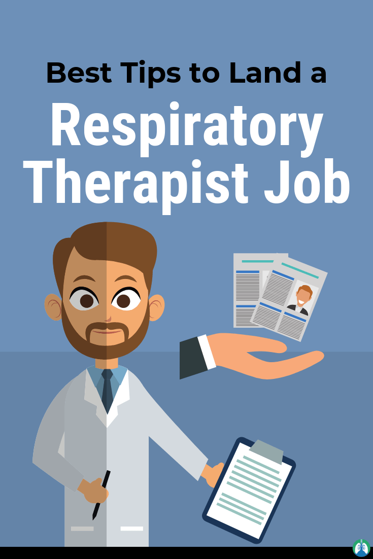 7 Tips to Land Your First Respiratory Therapist Job ...
