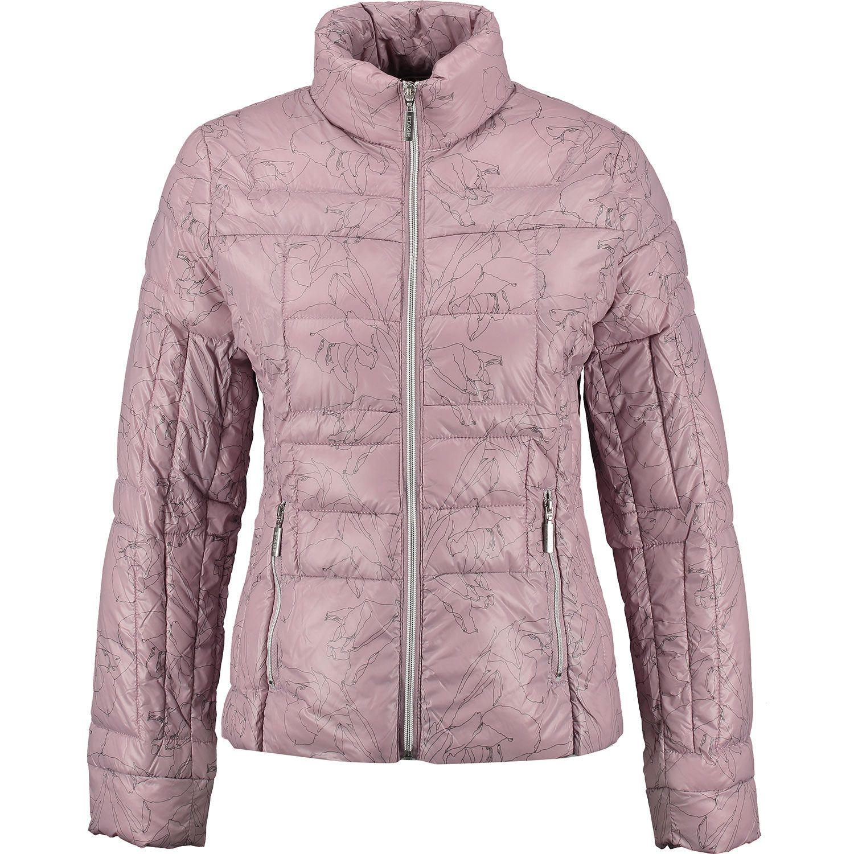 """""""Etage"""" Pink Stencil Down Puffa Jacket - TK Maxx   Coats/Jackets   Jackets, Winter jackets, Pink"""
