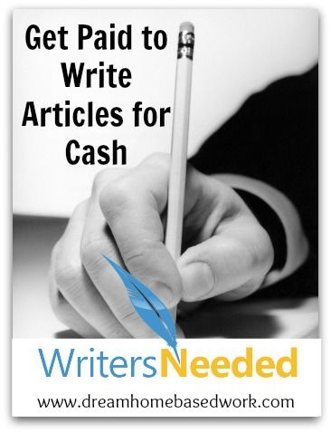 006 Writers Needed Work from Home Writing Jobs Writing jobs