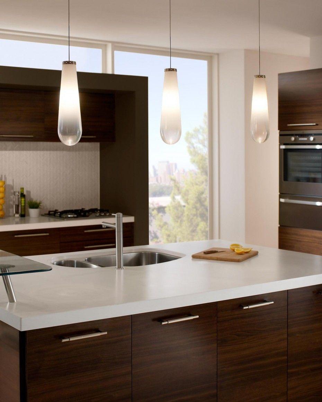 Inspiration Interior Modern Pendant Lighting For Home Decor Improvement Ideas Entra Designs De Petite Cuisine Cuisine Contemporaine Design De Cuisine Moderne