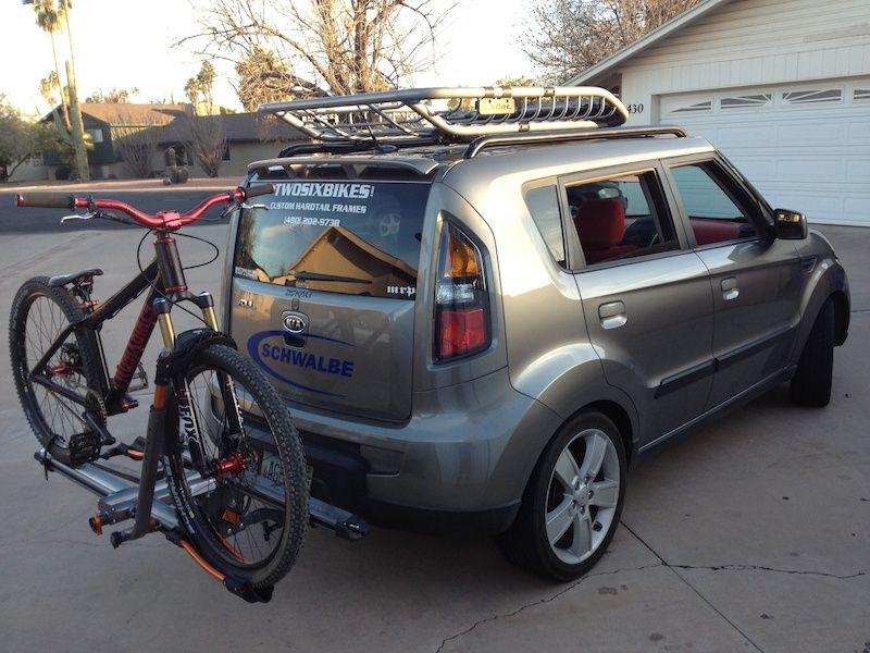 Image Result For Kia Soul Bike