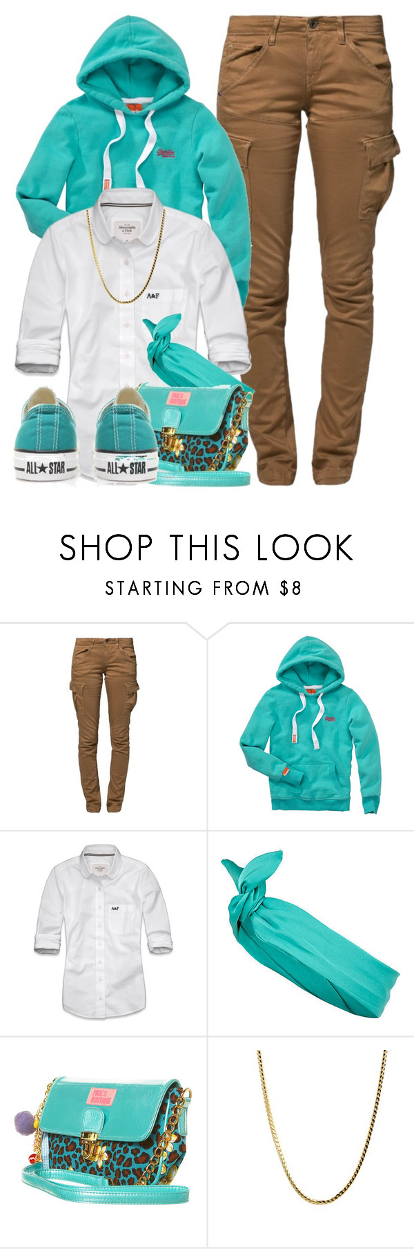 """[This a thousand dollar pair of shoes and U.O.E.N.O it]"" by feeltheharmony ❤ liked on Polyvore featuring G-Star Raw, Superdry, Abercrombie & Fitch, River Island, Paul's Boutique, Converse, women's clothing, women's fashion, women and female"