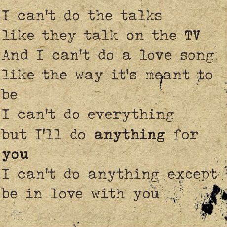 Romeo And Juliet Dire Straits Lyrics I Can T Do Anything