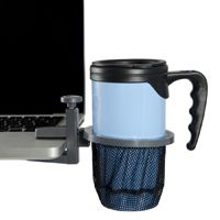 The Laptop Butler Office Furniture Accessories Cup Holder Drink Holder