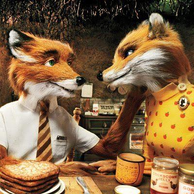 Irreal Fantastic Mr Fox Wes Anderson Films Wes Anderson