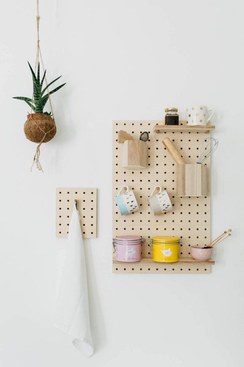 KITCHEN PEGBOARDS PACK  | Etsy