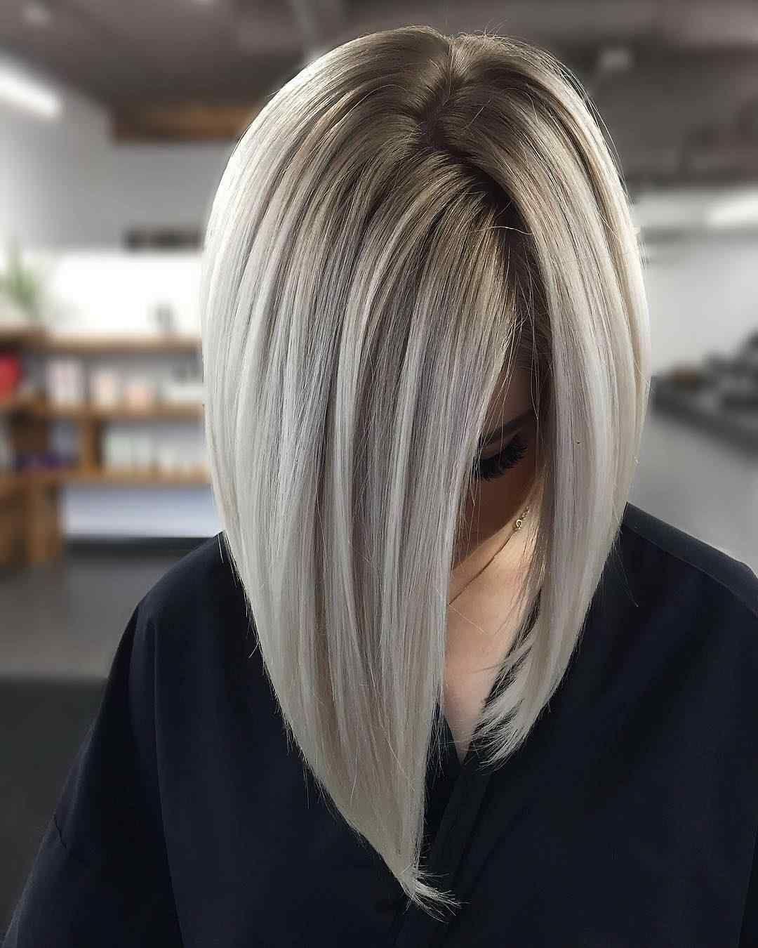Haare silber färben   70+ Inspirationen und die besten Pflegetipps Gallery