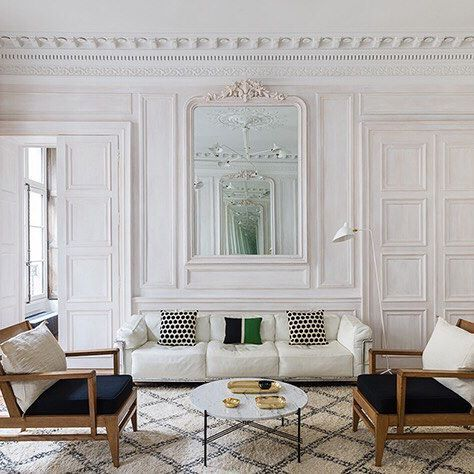 Revel In Reflection Our Year In Review French Living Rooms