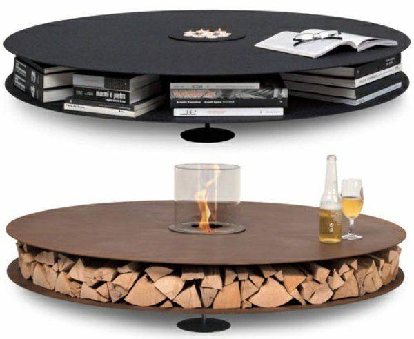 40 Couchtisch Design Ideen - Ihre Wohnung kann schöner aussehen - couchtische design ideen