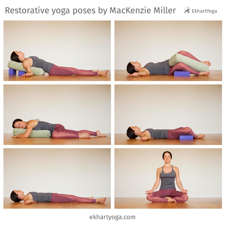 Image result for restorative yoga for fibromyalgia ...