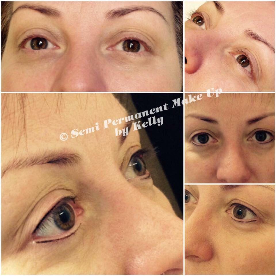 Subtle eyeliner 👀   Eyeliner, Eyebrows, Makeup