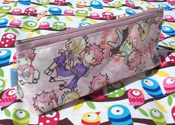 Fairy Tail Anime Pencil Case