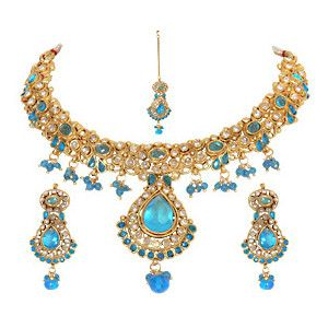 Online shopping india jewelry jewellery ethnic for East indian jewelry online