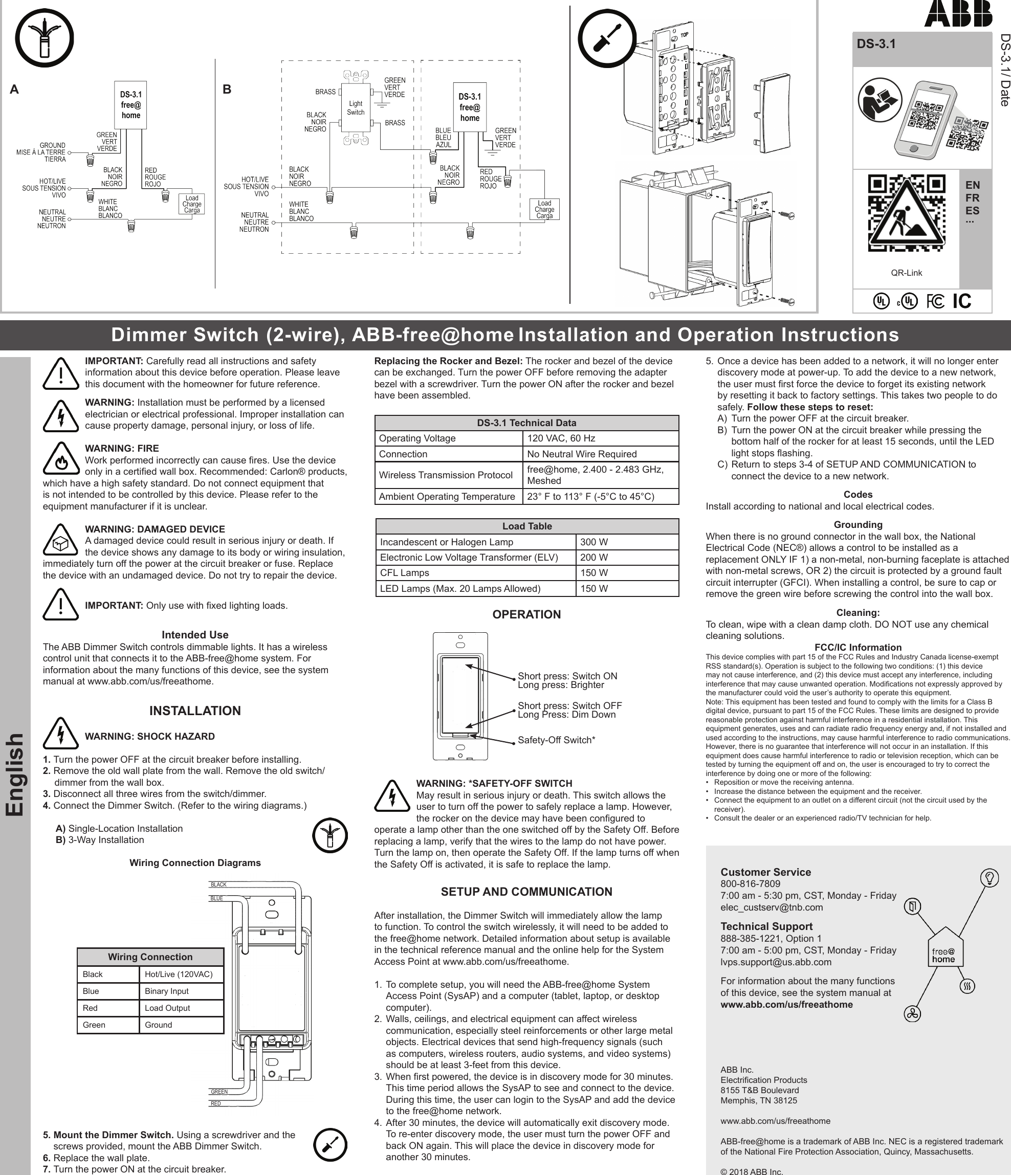 Unique Dimmer Switch Wiring Diagram Manual