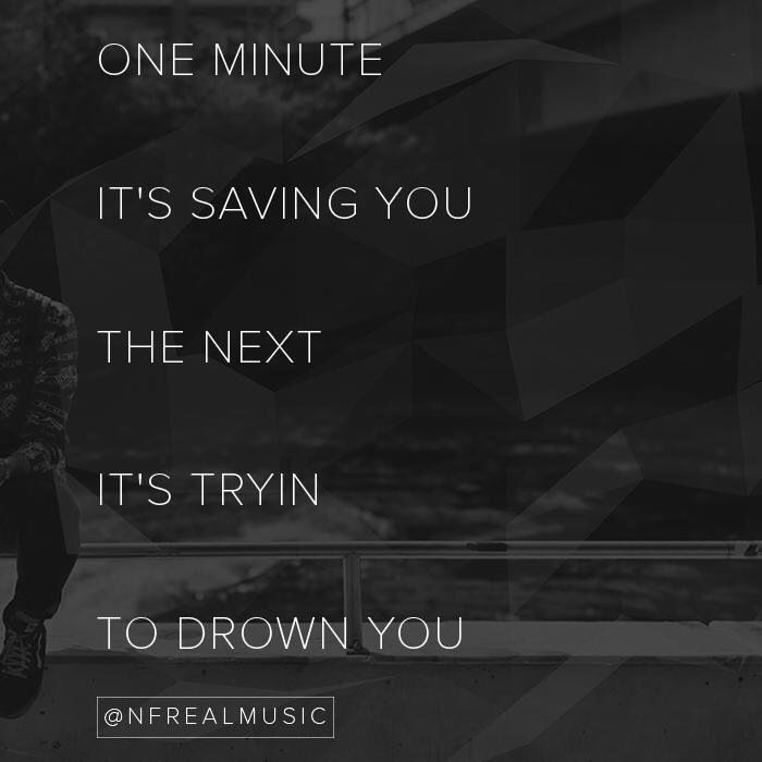 Lyric out here grindin lyrics : Pin by Stefanie Williams on NF | Pinterest | Therapy