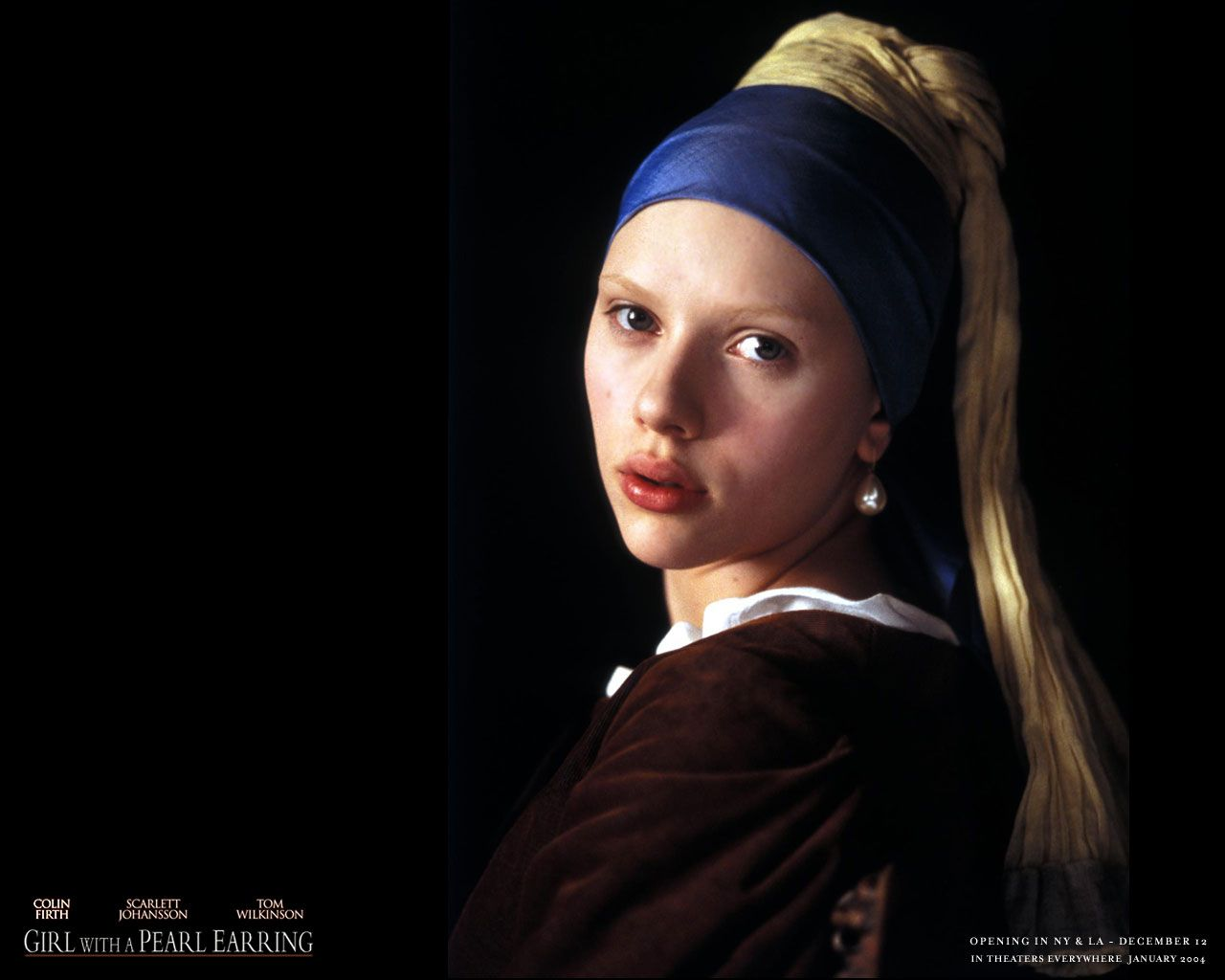 Find This Pin And More On Girl With The Pearl Earring