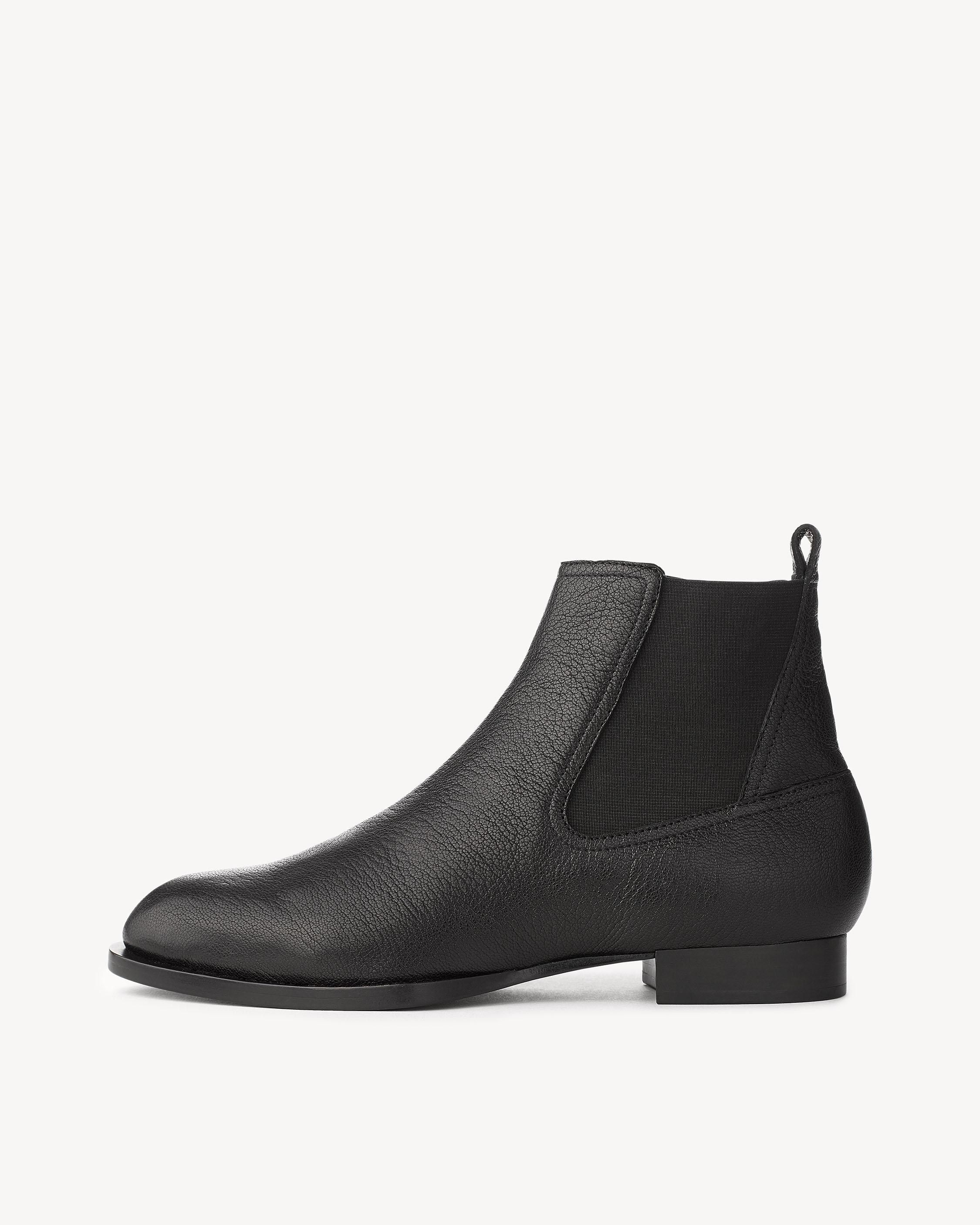 Rag bone boots, Black flat boots