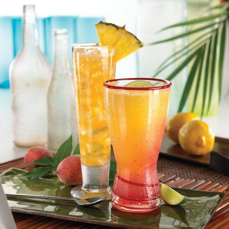 Malibu Rum Pineapple Juice Rum Cocktail Recipes Copycat Restaurant Recipes Delicious Cocktails