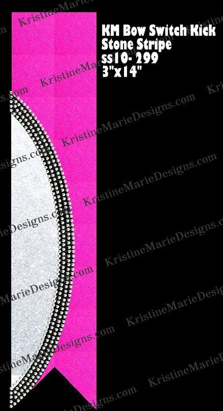 KM-BowSwitchKickStripe.JPG (437×804)   Cheer Bows   Pinterest ...