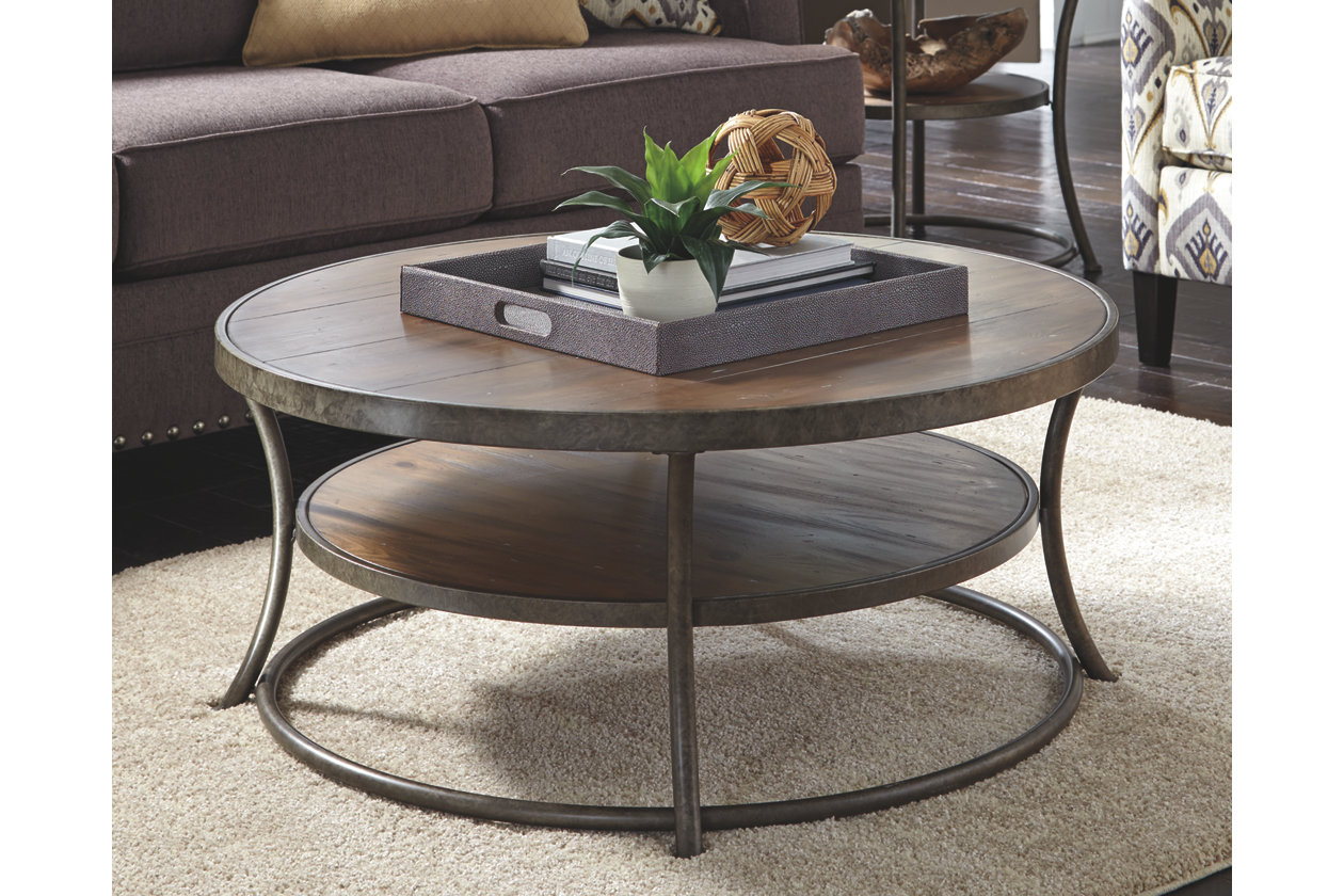 Nartina Coffee Table Ashley Furniture Homestore Coffee Table