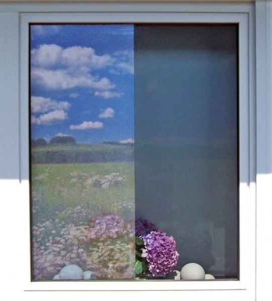 Spionspiegelfolie Silber Verspiegelt Spiegel Folie Sonnenschutz Aussen Spiegel