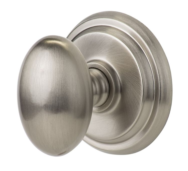 Merveilleux Sure Loc Canyon Solid Egg Shaped Doorknobs