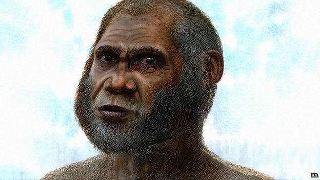 العلماء يكتشفون نوعاً جديداً من..البشر