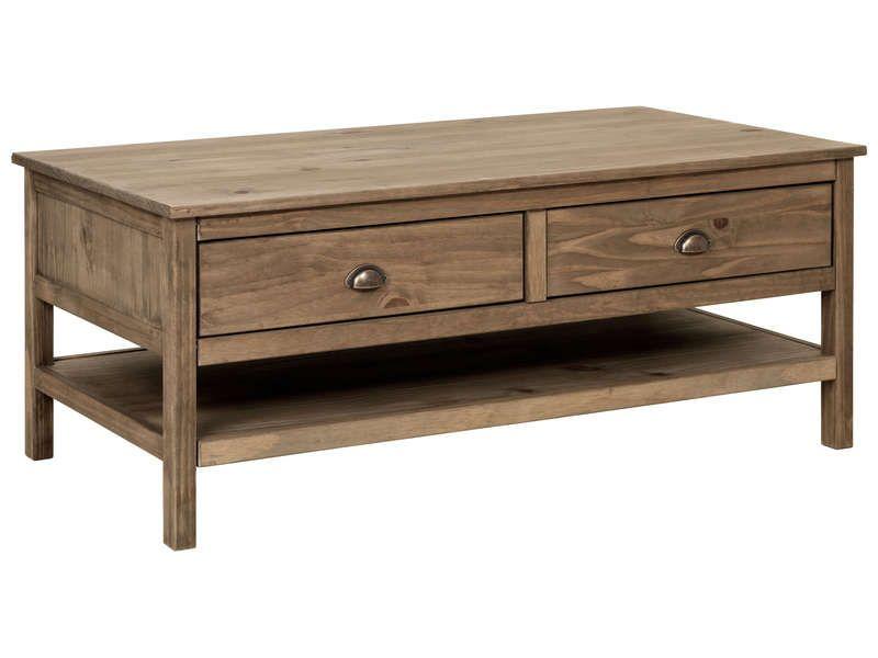 Table basse ALONG - Vente de Table basse - Conforama | Idées ...