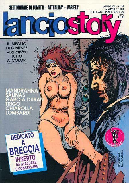 LANCIOSTORY 14 Aprile 1986