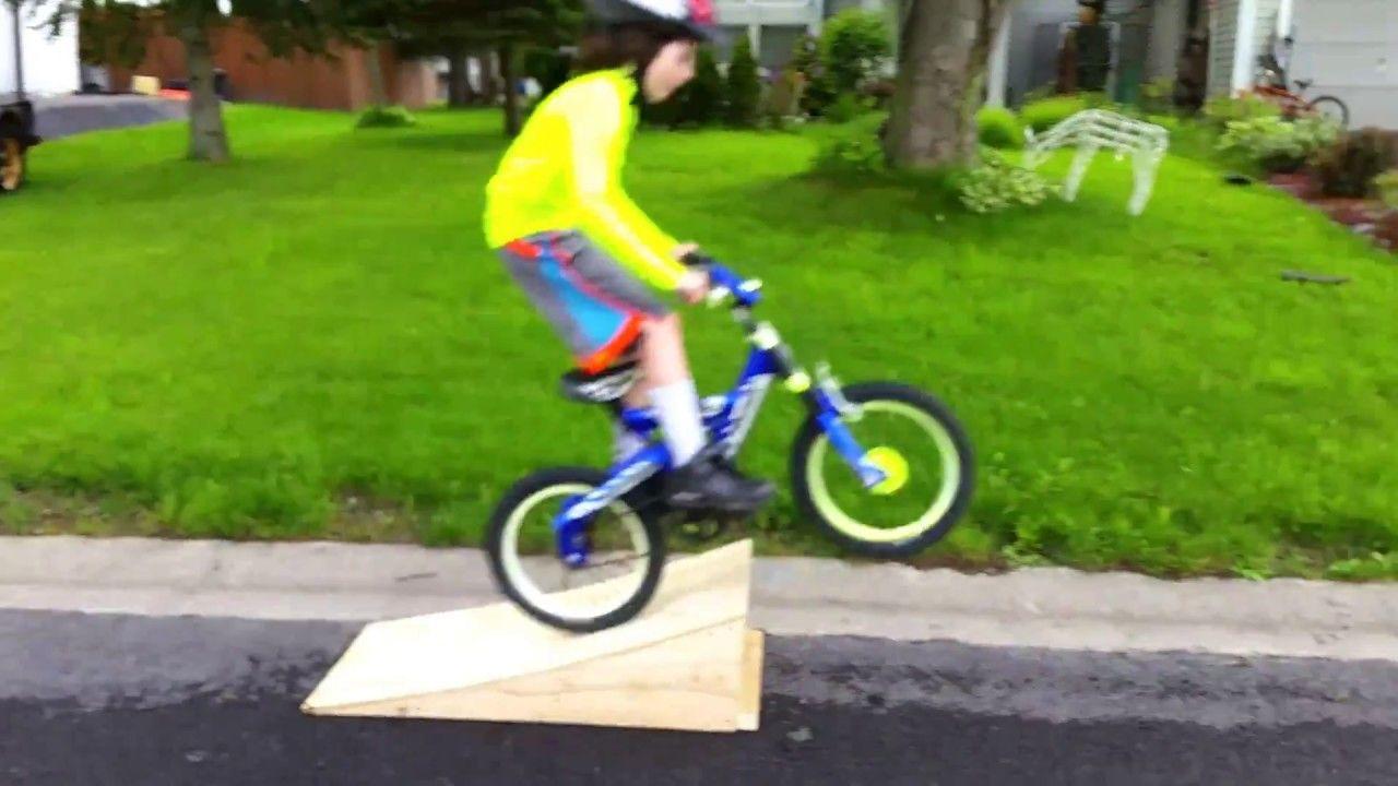 How To Build A Bicycle Ramp Bmx Mtb Ramps Bike Ramp