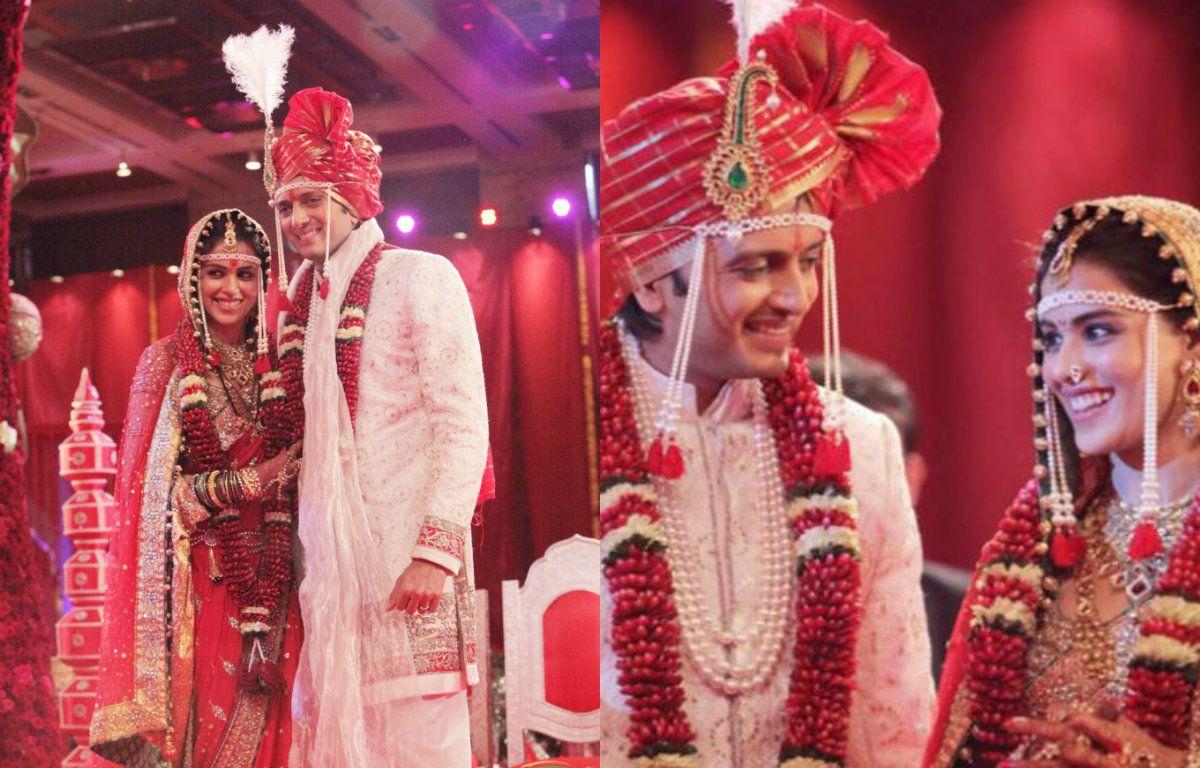 Genelia D\'Souza - Ritesh Deshmukh - Bollywood Bubble | Ritesh ...