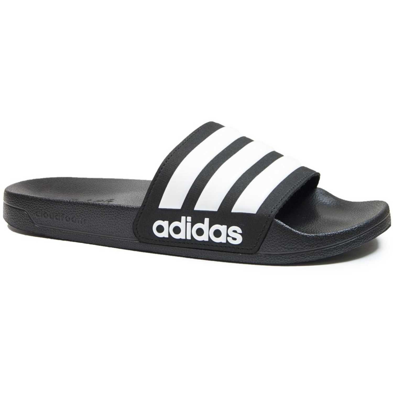 Sandalias Adidas Adidas negro blanco Adidas Adilette blanco Adilette Sandalias Adilette negro negro Sandalias Adilette Adidas blanco EqAwPFg