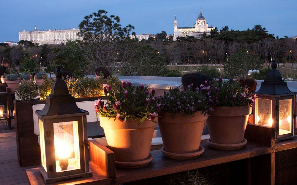 Terrazas De Madrid Madrid Garden Home
