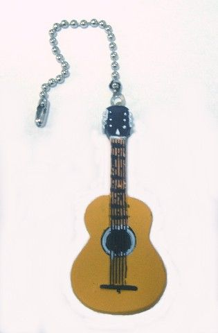 Acoustic guitar ceiling fan pull light chain decor new pinterest ceiling fan pulls light chain acoustic guitar ceiling fan pull light chain decor new mozeypictures Choice Image