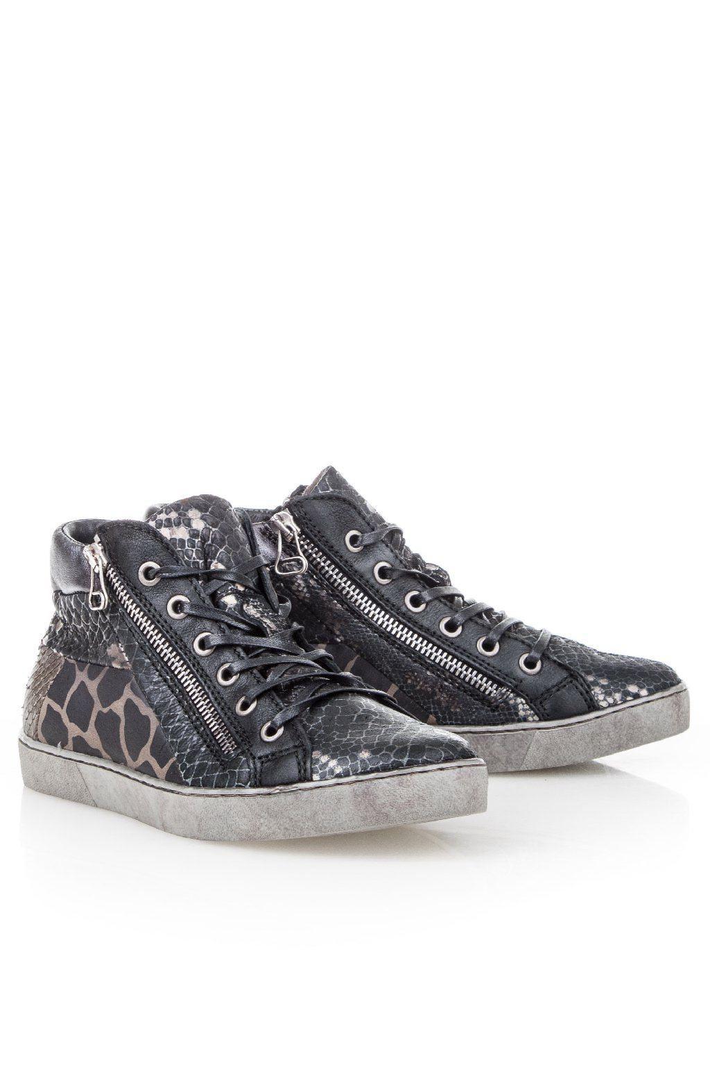 Rits Sneaker Met Zwart Dicapolavoribitter 265216 Mjus Bij vaEwfxIWq