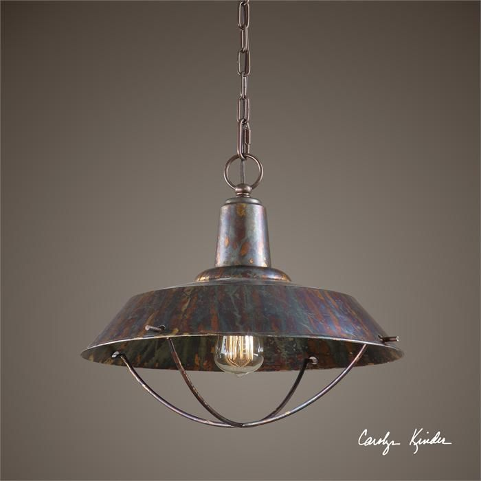Uttermost Arcada Pendant Light Available At The Tin Roof
