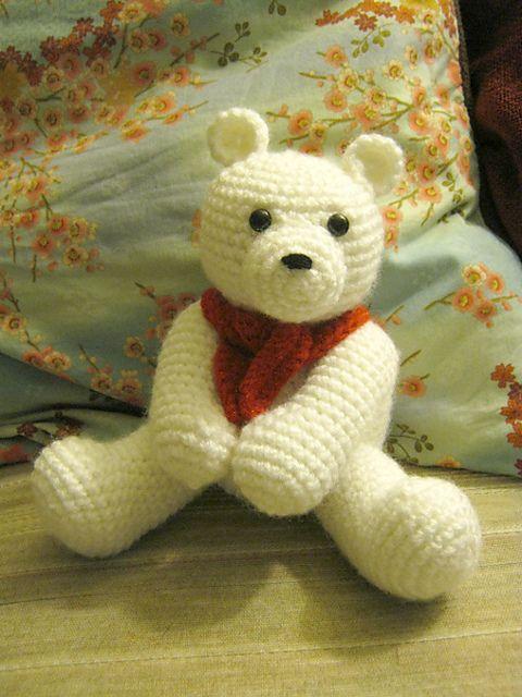 Ravelry: Bear in a Jif pattern by Lion Brand Yarn - Free pattern ...