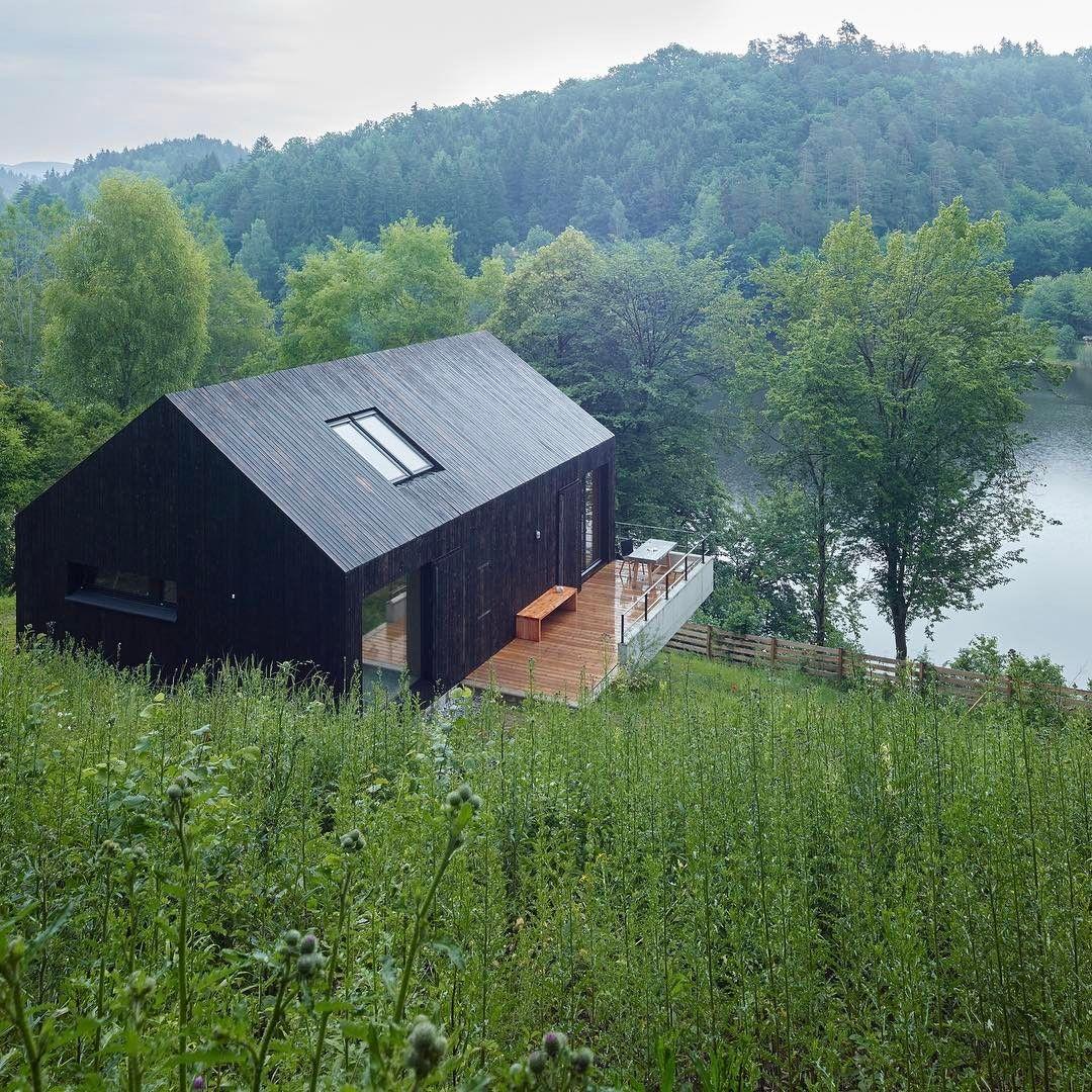 thurnberger haus backraum architektur vienna jens weber - Buro Zu Hause Mit Seestuckunglaubliche Bild