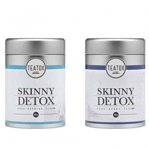 Skinny Detox 14-Tage-Kur