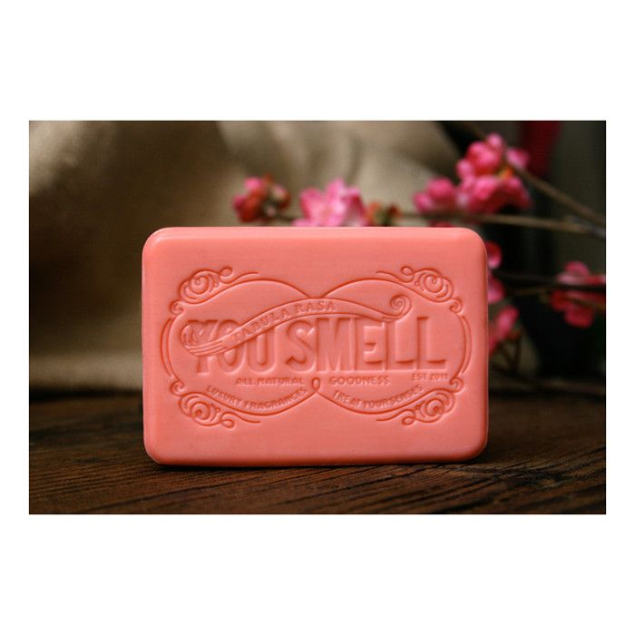 soap that tells the truth. :)
