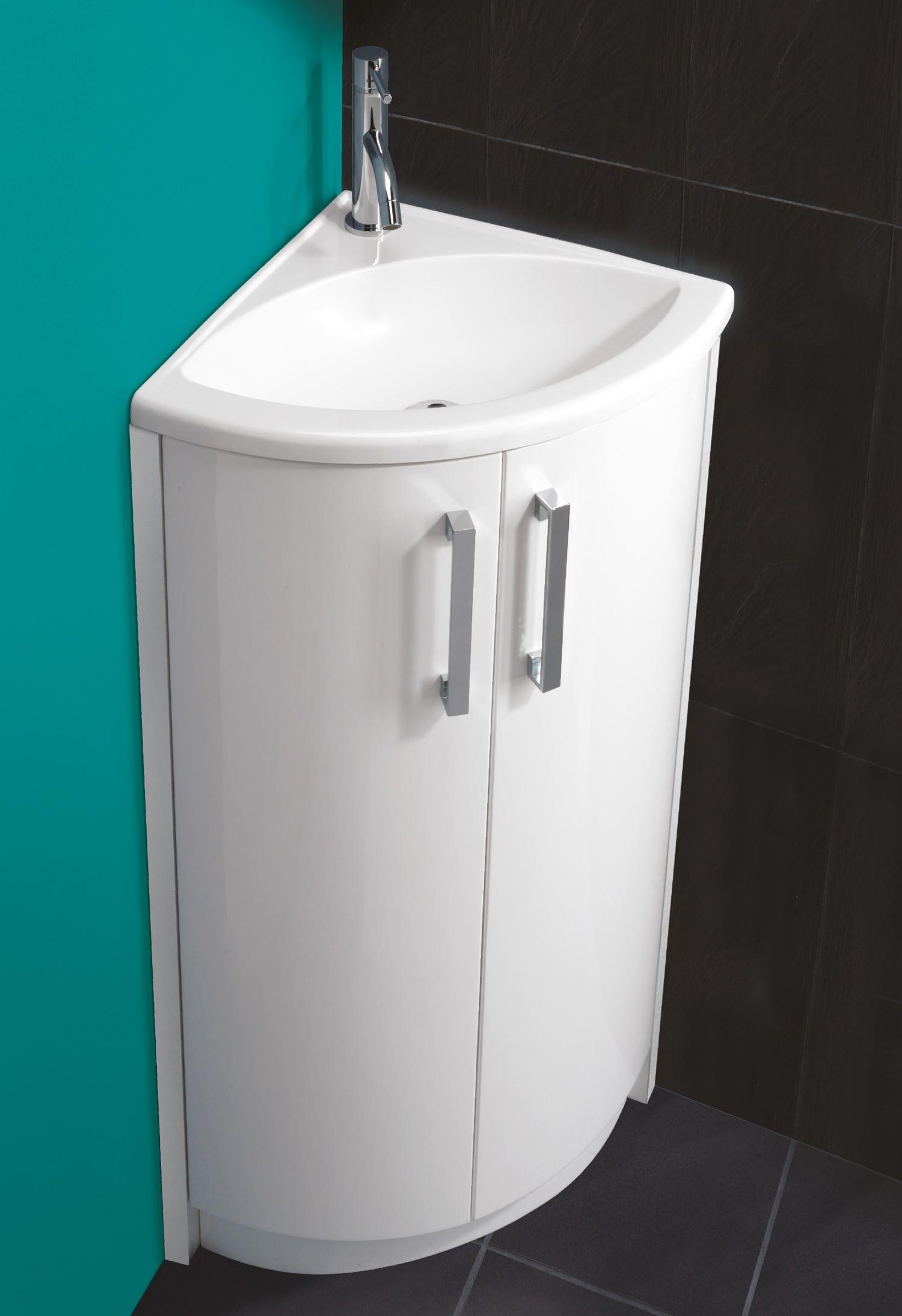 Corner Wash Hand Basin Unit Google Search