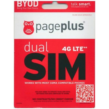 Page Plus 4g Lte Sim Use On Any Verizon 4g Lte Phone Prepaid Paytechpros Sim Cards 4g Lte Verizon Prepaid