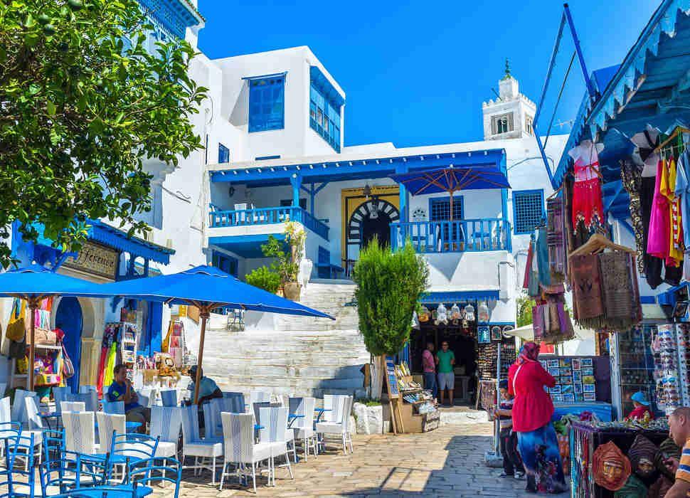 Sidi Bou Said Tunisia Sidi Bou Said European Vacation Travel Around The World
