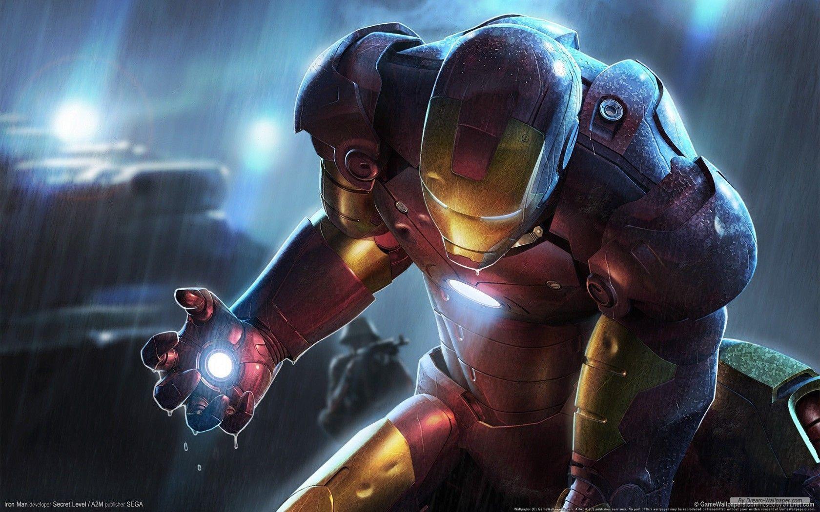 HD Wallpapers Iron Man Wallpaper