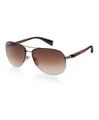 30b48ead53e Prada Linea Rossa Sunglasses