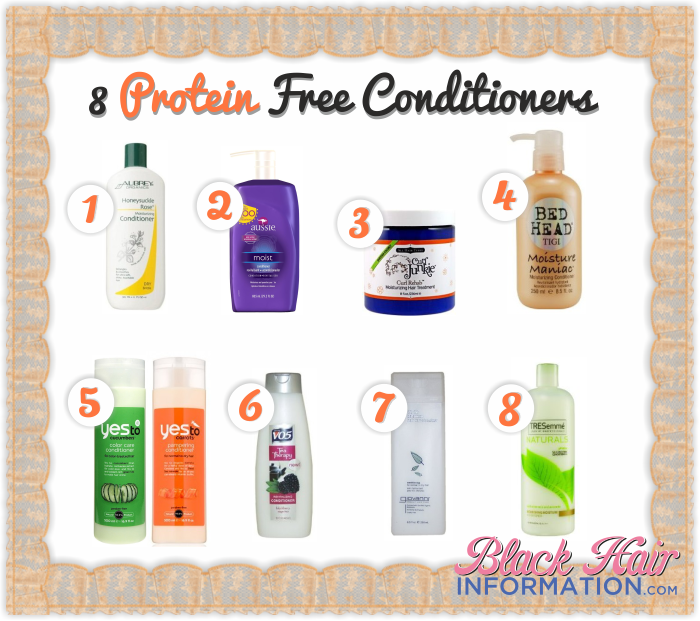 8 Really Good Protein Free Conditioners Natural And Hair